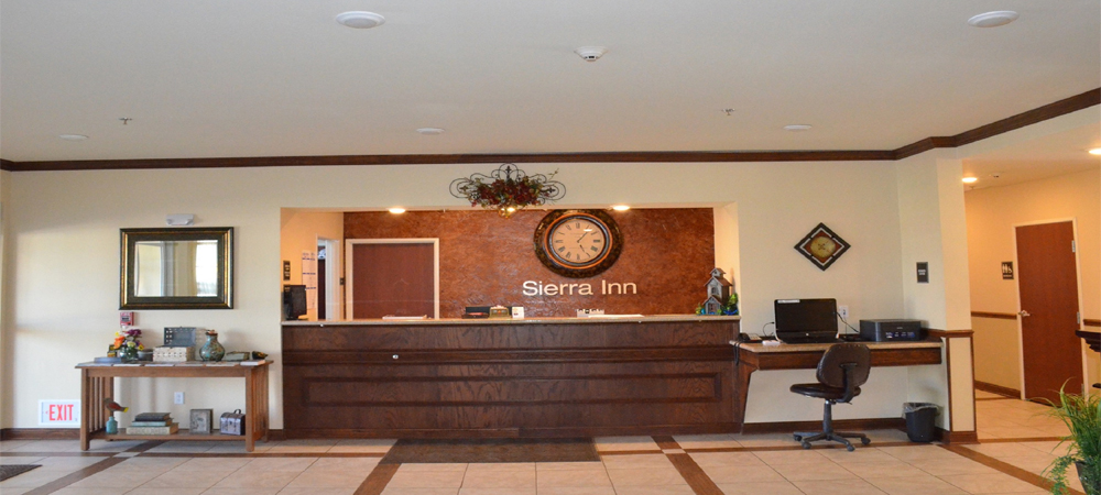 Efficient Hotel Front Desk